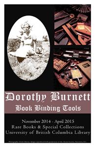 DorothyBurnettToolsPoster1
